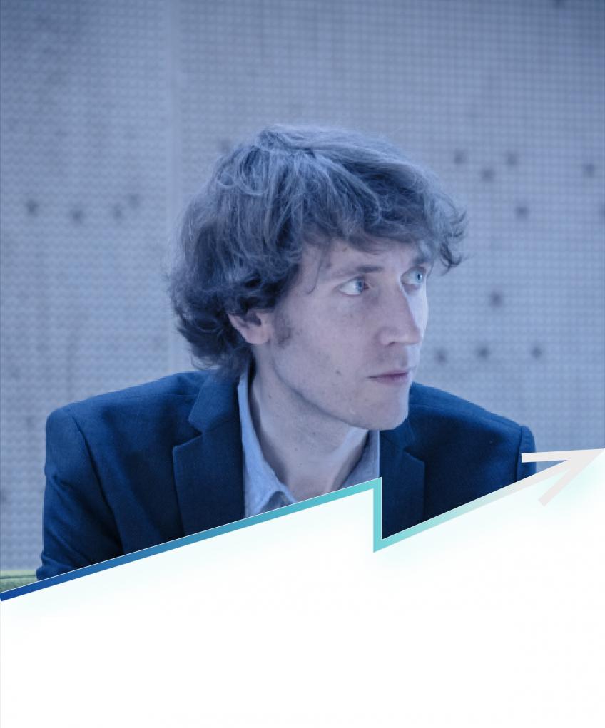Felix De Lille - Senior Developer van SalesArchitects